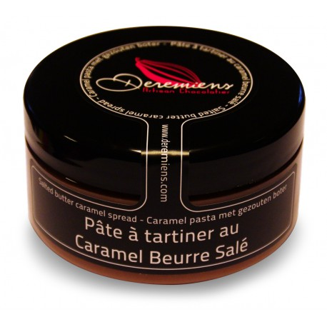 Salted Butter Caramel Spread 200g