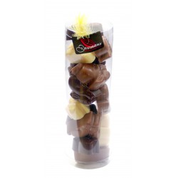 Chocolate Rabbit Tube