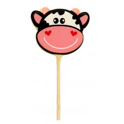 Lollipop cow