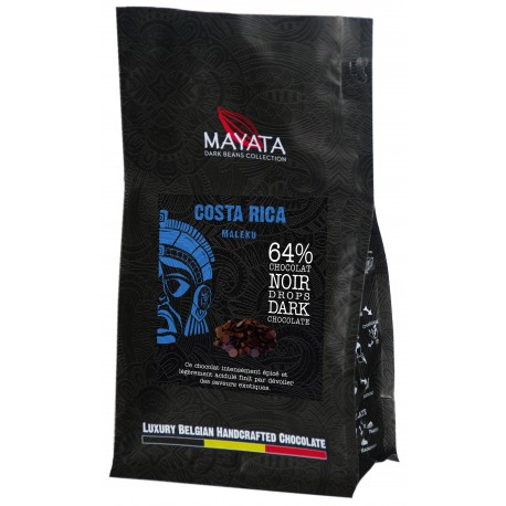 Drops Dark Chocolate - Costa Rica 64%