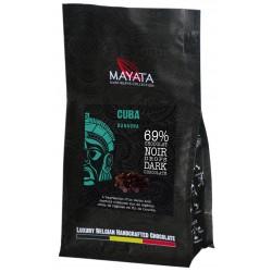 Drops de Chocolat Noir - Cuba 69%