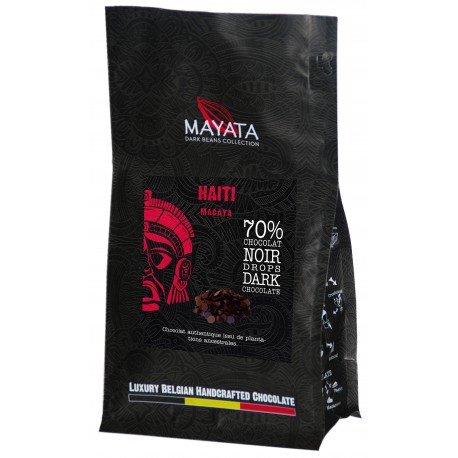 Drops Dark Chocolate - Haiti Macaya 70%