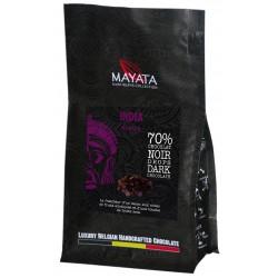 Drops de Chocolat Noir - India Kerala 70%
