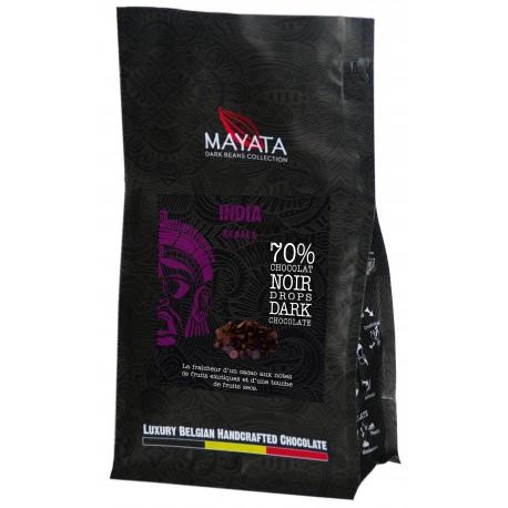 Drops Dark Chocolate - India Kerala 70%