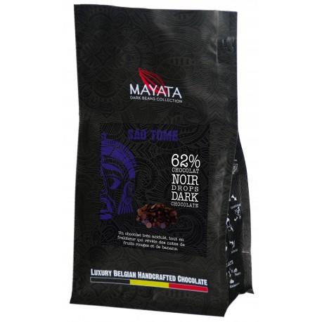 Drops Dark Chocolate - Sao Tome 62%