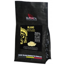 White Chocolate - Vanilla pod and Canne Sugar - 1Kg